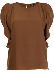 блузка с разрезами на рукавах ASPESI 164957045252