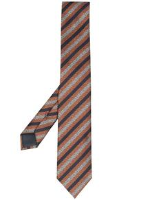 галстук в полоску Ermenegildo Zegna 16639434636363633263