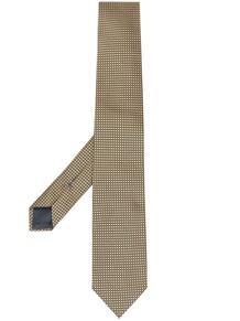 галстук в мелкую клетку Ermenegildo Zegna 16636986636363633263
