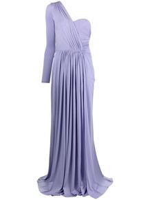 платье на одно плечо Elisabetta Franchi 165783235250