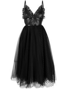 платье из тюля с оборками BROGNANO 157576285248