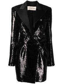 платье с пайетками ALEXANDRE VAUTHIER 156924785156