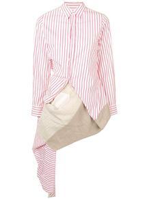 рубашка в полоску Comme Des Garçons Pre-Owned 1384603577