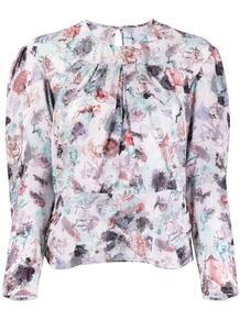 блузка Wolnie с цветочным принтом IRO 166499915250