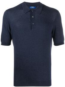 трикотажная рубашка-поло Barba 151400925256