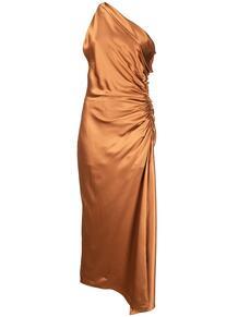 платье на одно плечо Michelle Mason 1641562452