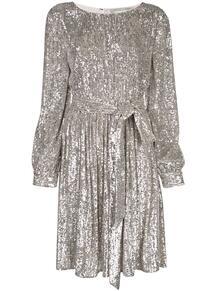 платье с поясом и блестками Sachin & babi 1456885256