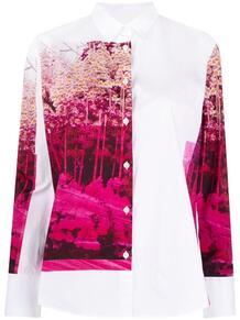 рубашка с графичным принтом PS Paul Smith 165943815156