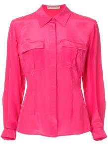 рубашка с двумя нагрудными карманами MARY KATRANTZOU 1291996856