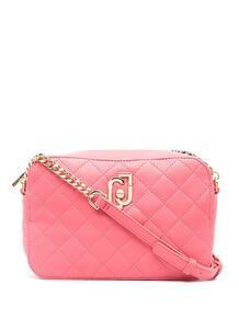 стеганая сумка на плечо с логотипом Liu Jo 16489389636363633263