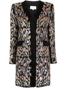 платье мини с пайетками SEMSEM 1644465050