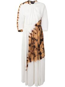 платье с принтом тай-дай Proenza Schouler 1598657152