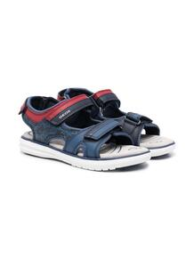 сандалии на липучках Geox 162919565149