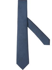 галстук с вышивкой Ermenegildo Zegna 16130500636363633263