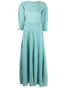 платье макси AMI AMALIA 1660686783