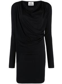 платье мини с драпировкой Vivienne Westwood 1662982383