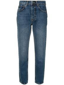 прямые джинсы Sonya с завышенной талией ANINE BING 156294845053