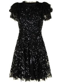 платье из тюля с пайетками Needle & Thread 1634811354
