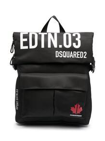 рюкзак Sports Edtn. 03 с логотипом Dsquared2 Kids 16537165636363633263