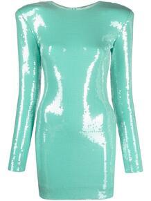 платье с пайетками ALEXANDRE VAUTHIER 166818215156