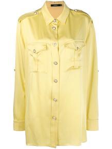удлиненная рубашка Amen 166304435250