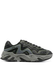 кроссовки со вставками MSGM 161544405253