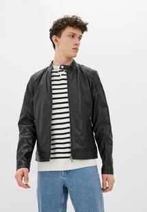 Куртка кожаная Urban Fashion for Men MP002XM1HDW1R560