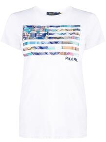 футболка Madras Polo Ralph Lauren 1667813383