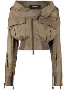 куртка-бомбер Dsquared2 166277895250