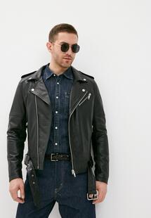 Куртка кожаная Urban Fashion for Men MP002XM1HDVZR480