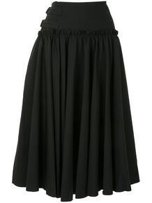 юбка с пряжками сбоку Y3 1575744050