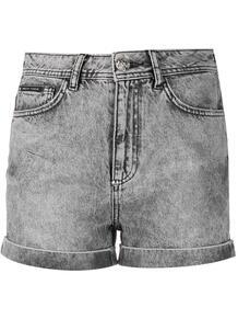 джинсовые шорты PHILIPP PLEIN 161907605055
