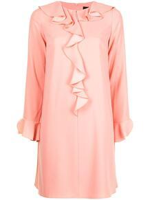 платье-трапеция с оборками Paule Ka 166201905154