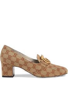 туфли-лодочки с логотипом GG Gucci 134615205156