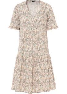 Платье с воланами bonprix 267103677
