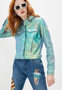 Куртка джинсовая Love Moschino RTLAAD972302I420