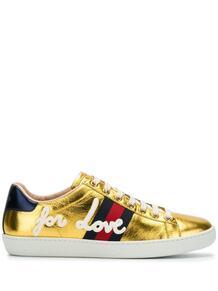 кроссовки 'Ace' Gucci 127126425154