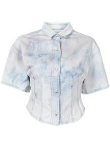 рубашка с принтом тай-дай IRO 165365925152