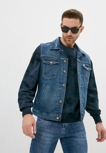 Жилет джинсовый Wrangler WR224EMMSDW1INS