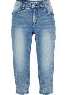 Капри джинсовые bonprix 267011887