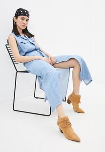 Платье джинсовое 7 for all mankind RTLAAE750401INS