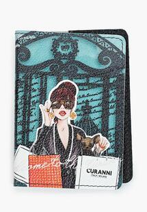 Обложка для паспорта Curanni MP002XW044EBNS00
