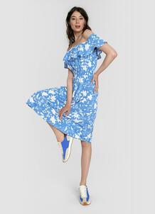 Платье с открытыми плечами O`Stin 185697740299