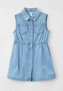 Платье джинсовое ACOOLA MP002XG01PTECM104