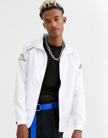 Куртка на молнии -Белый Kappa 9102155