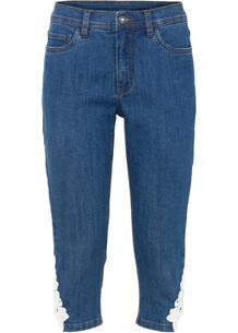Капри джинсовые bonprix 267140321