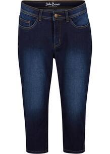 Капри джинсовые bonprix 267232980