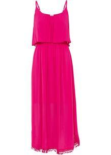 Платье миди с воланами bonprix 267275715