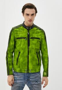 Куртка кожаная Diesel RTLAAE208001INL