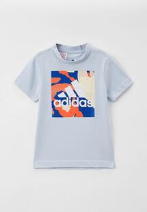 Футболка Adidas AD002EBLWHA0CM140